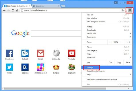chrome menu proven ways to delete mobsearches com and reset browser