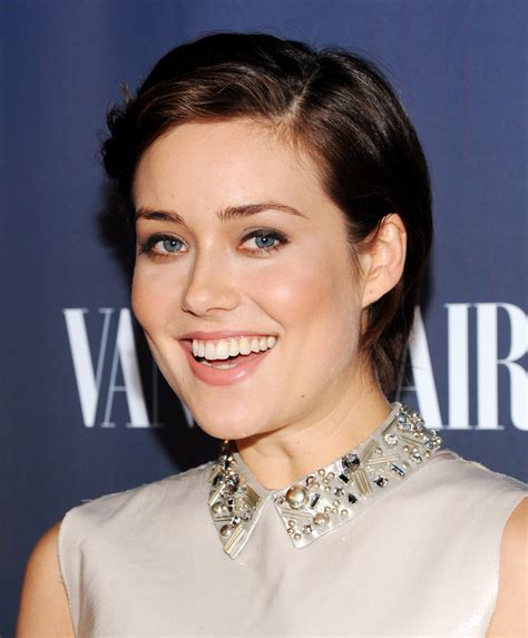 agent keane blacklist actress megan boone 2013 nbc fall launch party at the standard