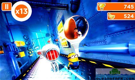 download mod game minion rush despicable me minion rush download