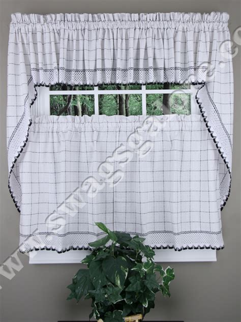 adirondack style curtains adirondack curtains swag tiers valance white style