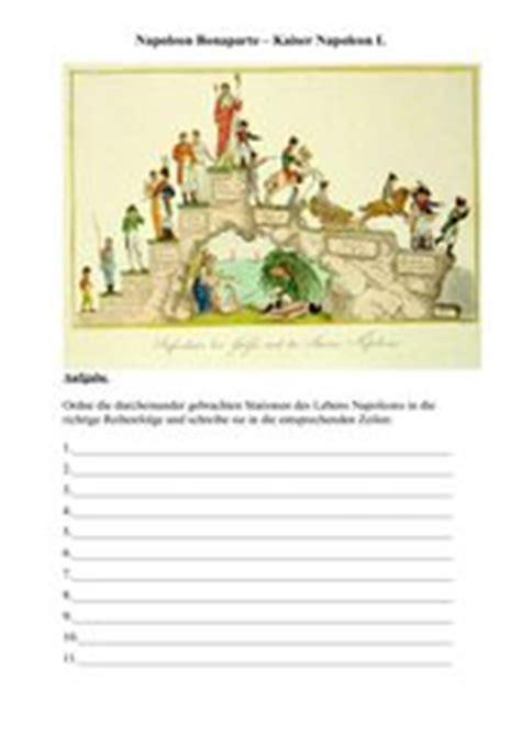Lebenslauf Napoleon 4teachers Lehrproben Unterrichtsentw 252 Rfe Und Unterrichtsmaterial F 252 R Lehrer Und Referendare