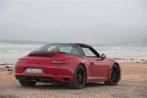 Porsche Modelle 911 by Porsche 911 Targa 4 Gts Karminrot Die Neuen 911 Gts Modelle