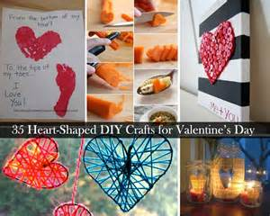 friendship day card ideas top 35 easy shaped diy crafts for valentines day