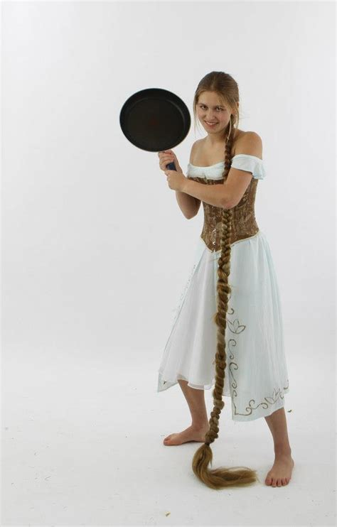 surprisingly easy rapunzel costume  steps  pictures