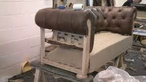 in pictures how a chesterfield sofa is made poetic home