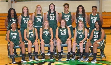 Mba Site Tiffin Edu by 2016 17 S Basketball Roster Gotiffindragons