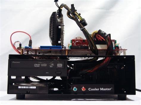 cooler master test bench v1 0 cooler master test bench v1 0 open air chassis review