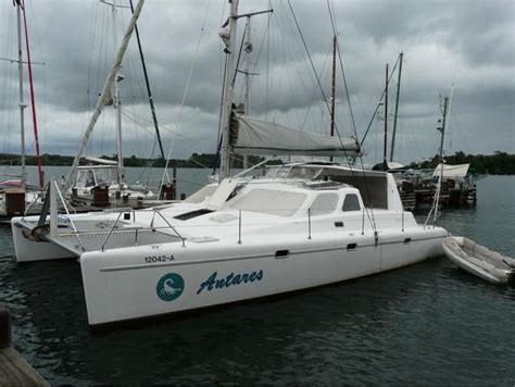catamaran for sale guatemala 2001 voyage norseman 43 sail new and used boats for sale