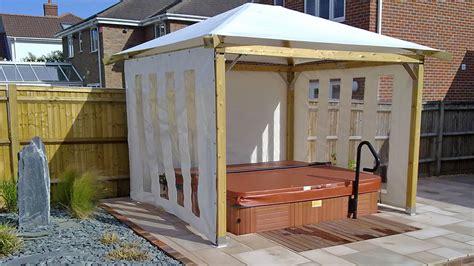 Pavillon 3 X 6 M by Tub Enclosures Gazebos Canopies Chalets Barn