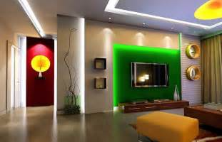 green tv wall living room design 3d house free 3d house