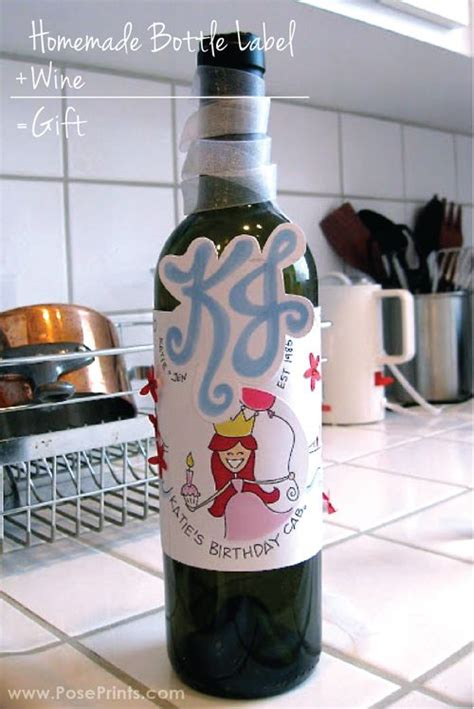 diy wine label template 19 best images about bottle label ideas on