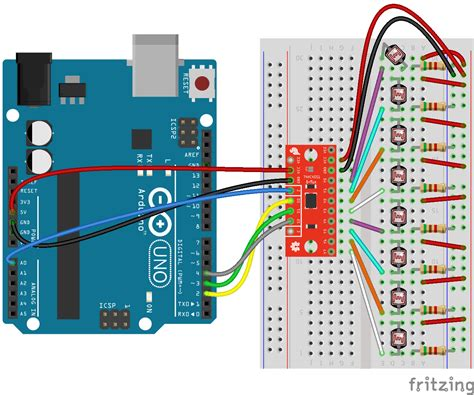multiplexer breakout hookup guide learn sparkfun