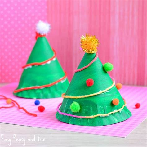christmas ideas using paper plates chrismast cards ideas