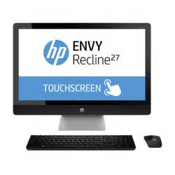 hp envy recline touchsmart all in one pc 27 k313nb