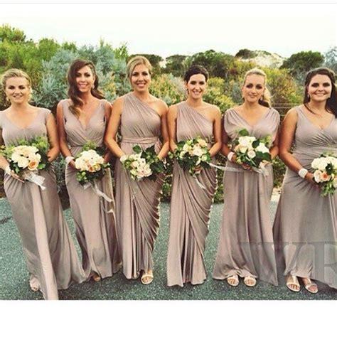 light brown wedding dresses light brown bridesmaid dresses pagina