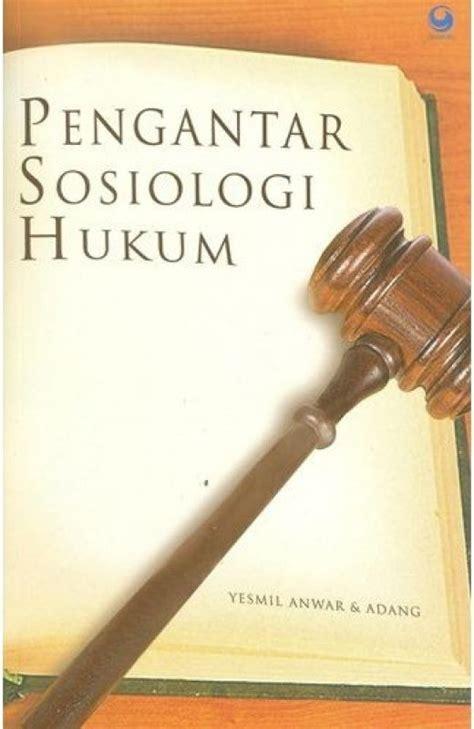 Buku Pengantar Sosiologi Perkotaan bukukita pengantar sosiologi hukum toko buku