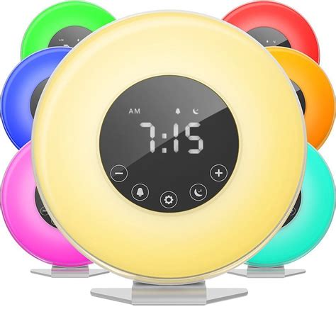 the best alarm clocks and up lights