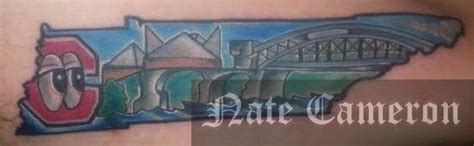chattanooga tattoo natecameron chattanooga tn themed tn tennessee