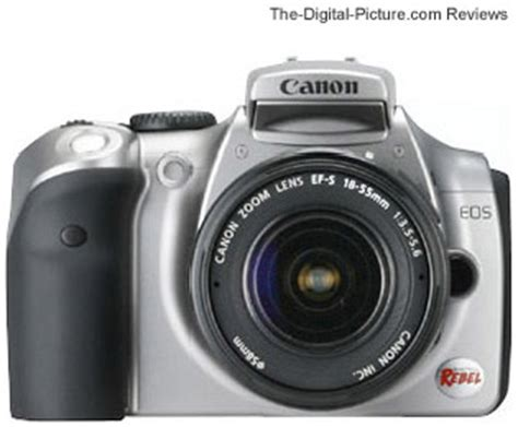 canon eos 300d digital rebel review