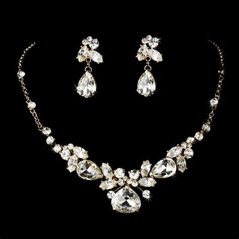 Hochzeitsschmuck Gold by Boutique J Adore Jewelry