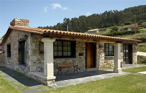 fachadas de casas modernas minimalistas de una planta