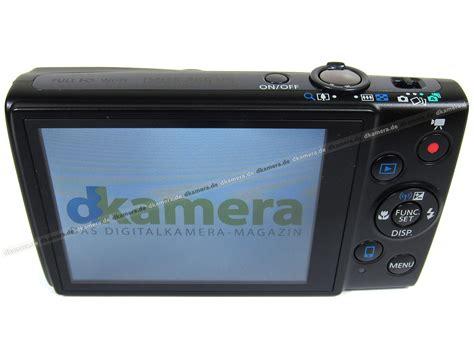 Kamera Canon Ixus 265 Hs die kamera testbericht zur canon ixus 265 hs