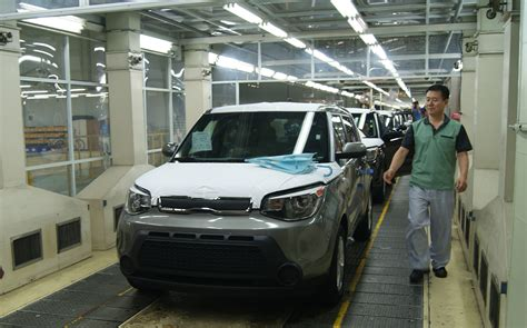 Kia Plant In Kia Started From Domestic Bicycles To The World Vehicles