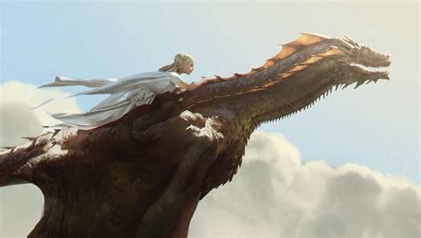 Game Of Thrones by Daniel Grayson Daenerys