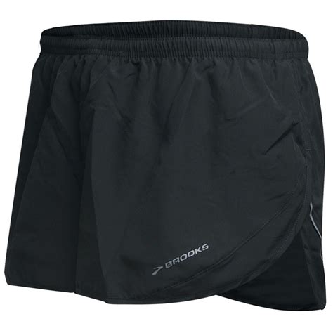 running short mens skimpy brooks mp split mens running shorts black online