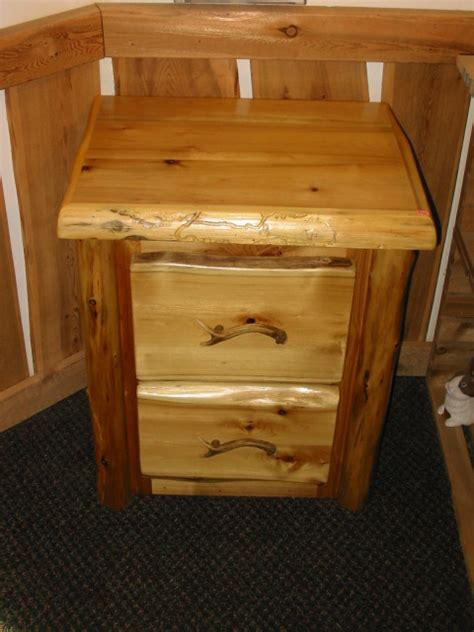 26 Inch High Nightstand Nightstand 2 Drawer