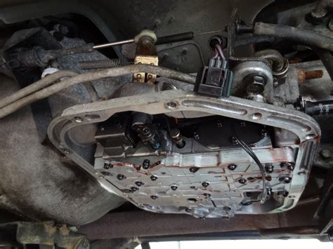 Jeep Transmission Leak Jeep Wrangler Tj Automatic Transmission Shaft