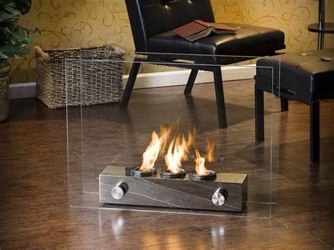 portable fireplace portable indoor outdoor gel fireplace business insider