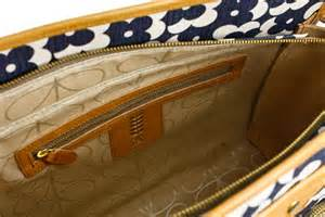 Tas Fossil Original Fossil Satchel Dot Navy 2 orla kiely shadow dot print textured vinyl flower ella satchel bag navy new ebay