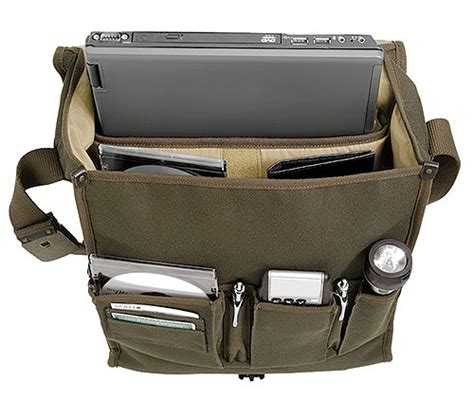 Need A Cool Laptop Bag by Messenger Bag The Awesomer