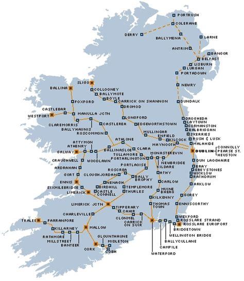 printable route planner ireland ireland travel adventure voyaging