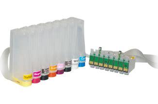 Tinta Epson Anti Air infus printer epson dengan tinta korea usa terbaik