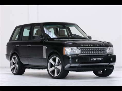 2009 land rover 2009 startech land rover range rover wallpapers by cars