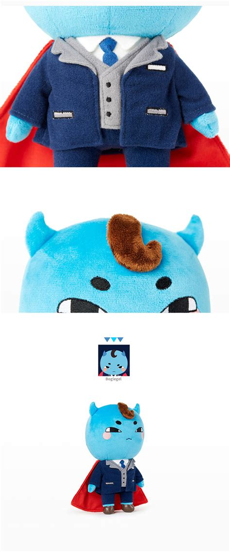 Boglegel Boneka Goblin The Lonely And Great God 도깨비 goblin the lonely and great god blue boglegel doll