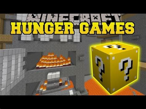 Bedroom Hunger Lucky Block Mod Minecraft Story Basement Hunger Lucky Block