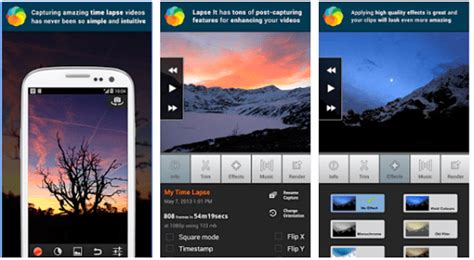 android time lapse all side aplikasi timelapse terbaik untuk android