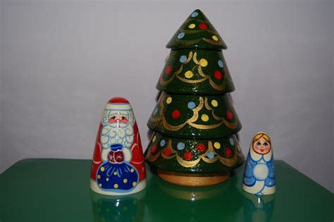 russian doll christmas tree decorations christmas lights