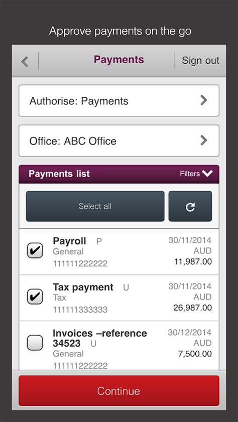 westpac mobile westpac corporate mobile android apps on play