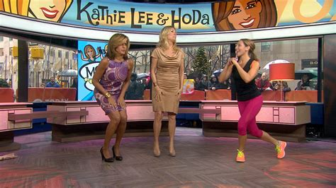 kathie lee gifford exercise video hoda kotb and kathie lee gifford hairstylegalleries