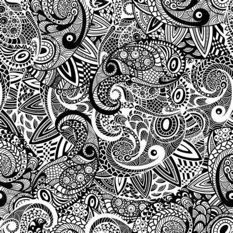 doodle pattern on tumblr vector seamless paisley doodle patte doodle patterns
