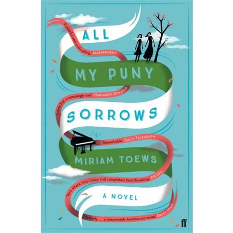 All My Puny Sorrows all my puny sorrows book word
