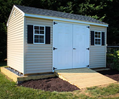 How To Build A Garage Shed