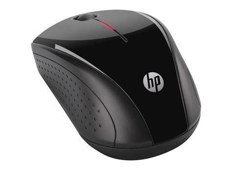 Mouse Hp X3000 hp x3000 black wireless mouse hp store uk