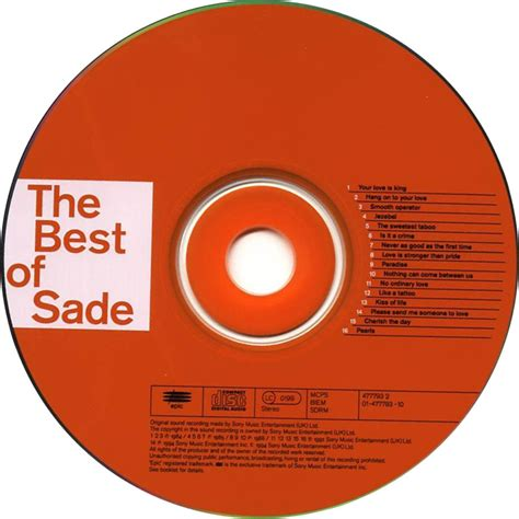 the best of copertina cd sade the best of sade cd cover cd sade