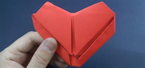 Origami For Valentines Day - how to make an origami for s day 171 origami