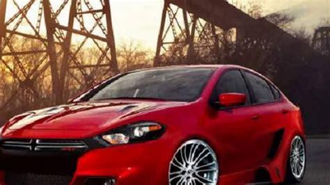 dodge dart srt  car features youtube